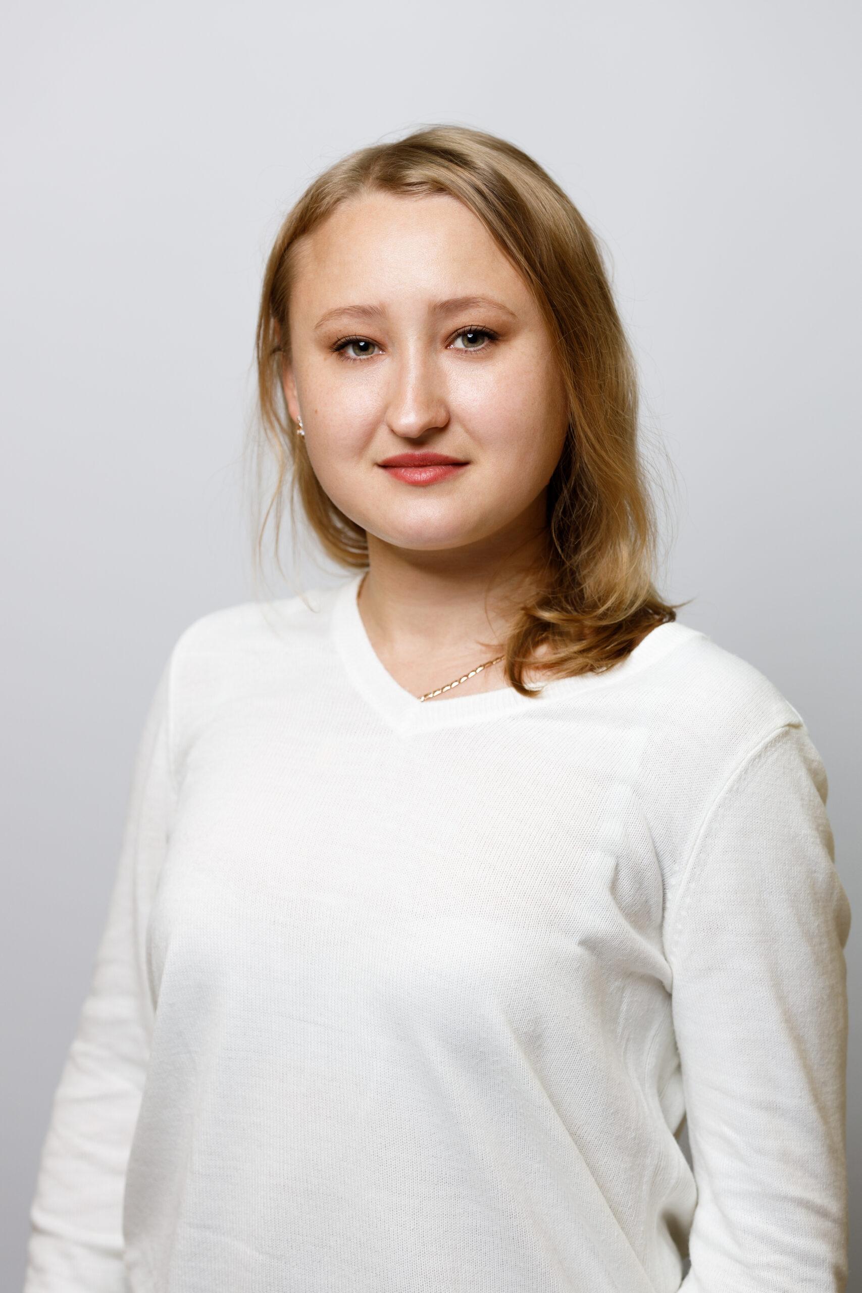 Екатерина Ромашко