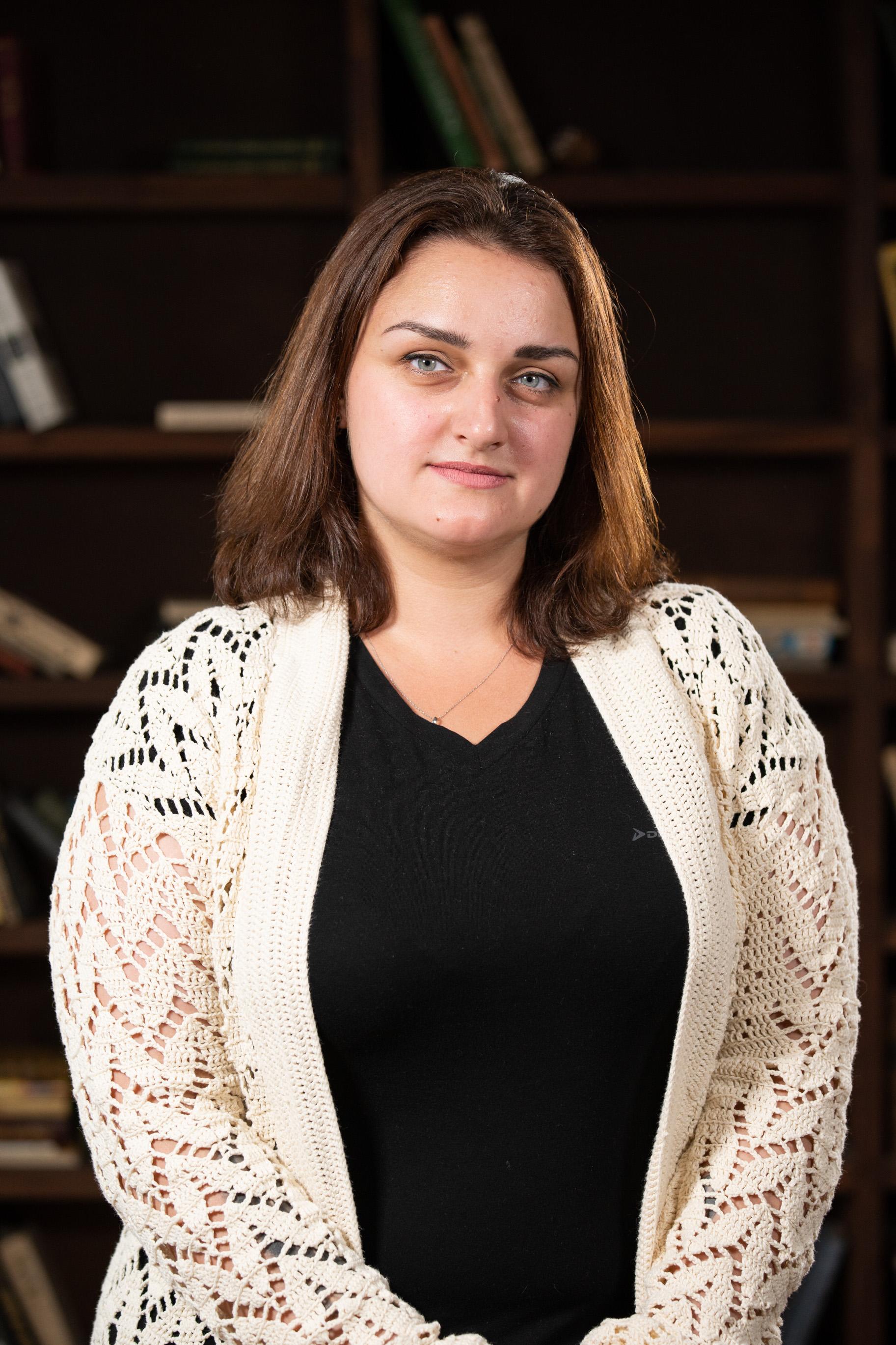 Васильева (Коврова) Анастасия
